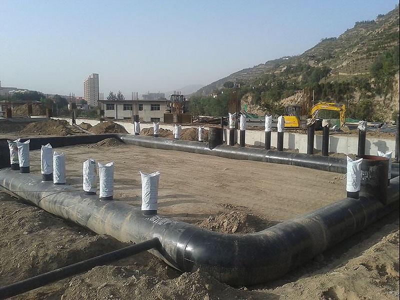 水廠供水工程