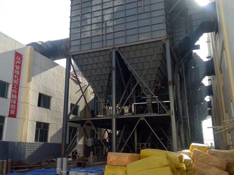 鍋爐除塵設備