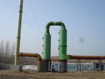 蘭州麻石脫硫除塵設備廠家