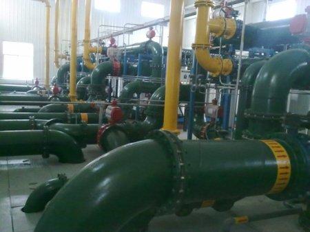 輸油管道工程