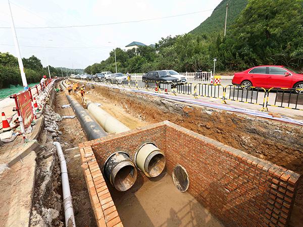 蘭州管道工程設計施工
