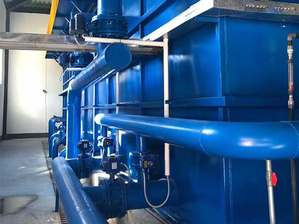 甘肅一體化凈水設備廠家