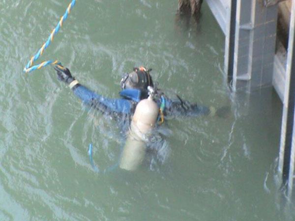 水下管道鋪設