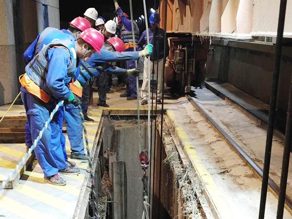 水電站檢驗
