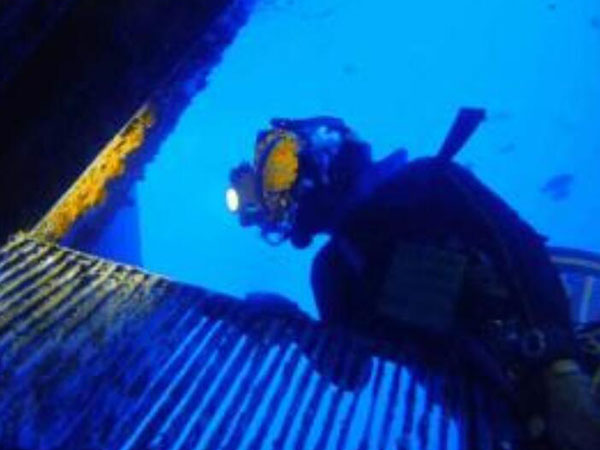 水下攝像檢討模型設計員