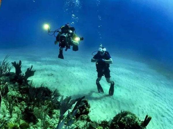 水下攝像檢討