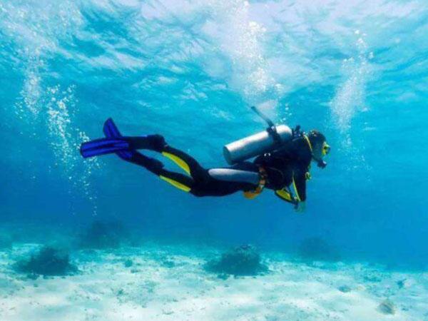 潜水员证书怎么考