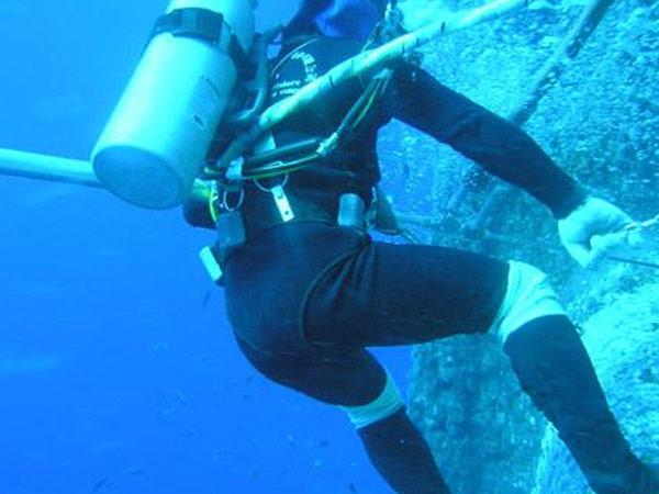 水下打撈工程隊教你水下打撈應當留意的事項