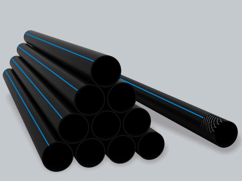 钢丝网骨架塑料pe给水管