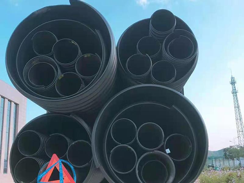 水处理厂大口径hdpe给水管