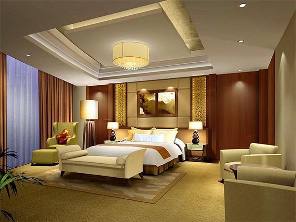 大型商务酒店装修
