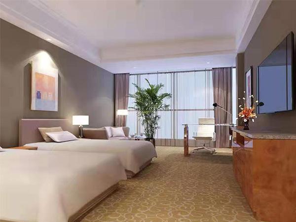 旅游度假酒店装修