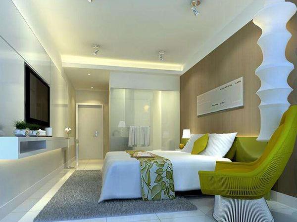 宾馆酒店房间装修