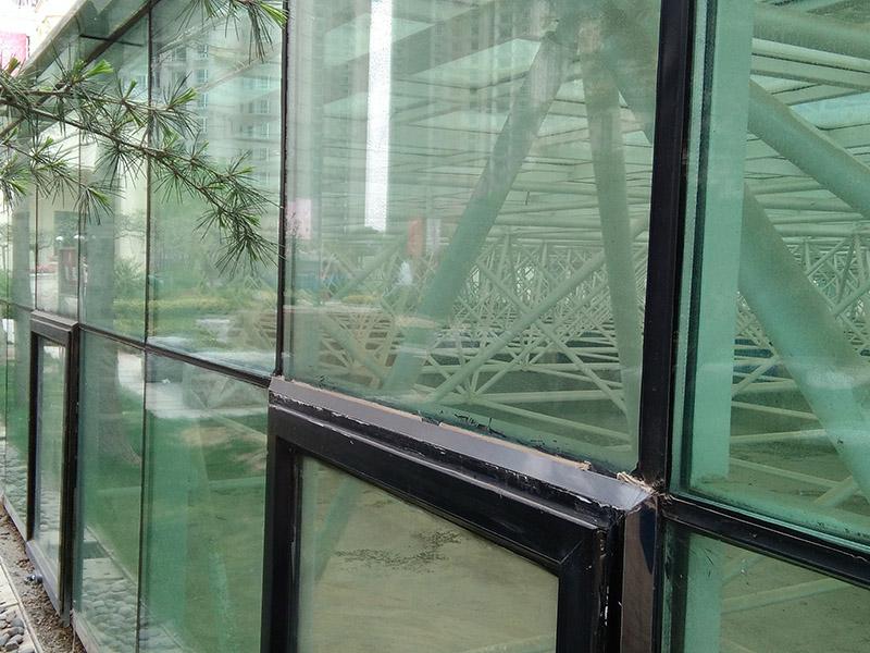 平板钢结构网架工程