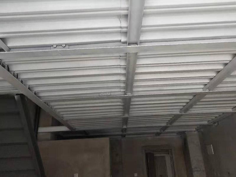 室内钢结构隔层