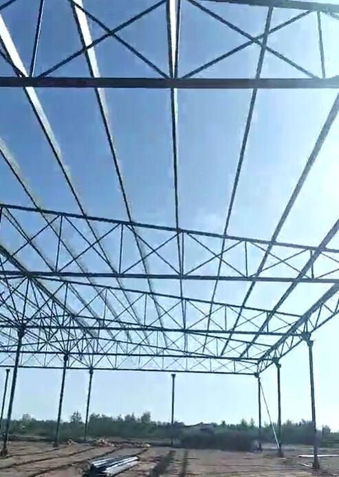 钢结构网架的关键材质怎样挑选?