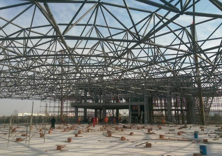 不锈钢网架工程