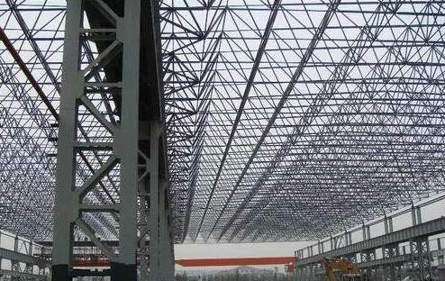 大型网架施工