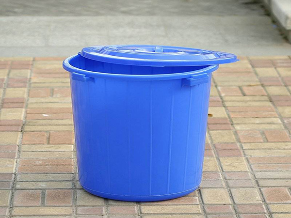 塑料圆垃圾桶