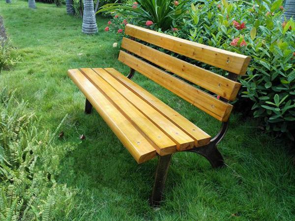 户外防腐木椅子