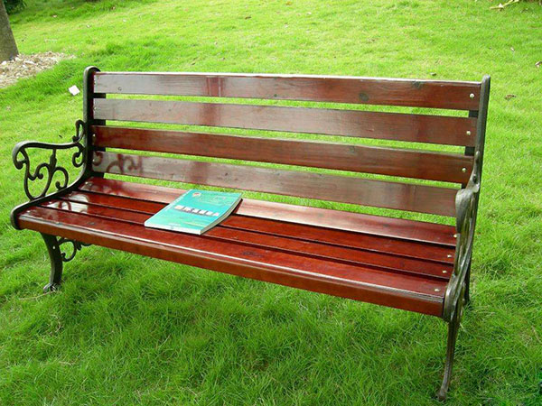 公园休闲椅子