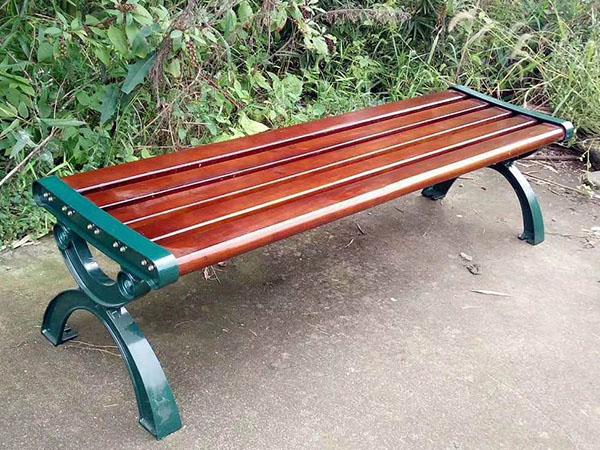 景区防腐木椅子