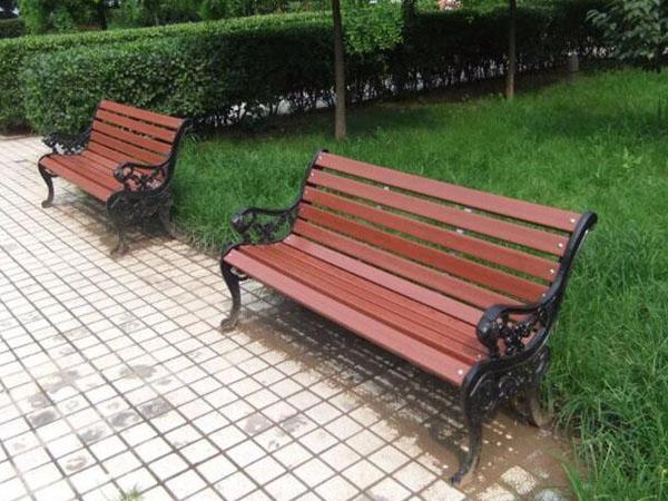 园林景区户外休闲椅