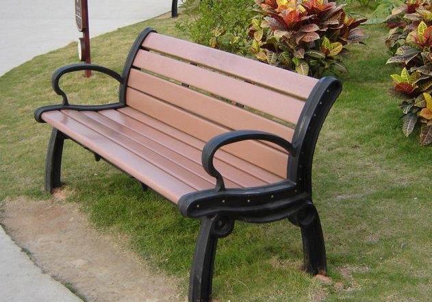 白银钢制户外休闲椅日常护理方法