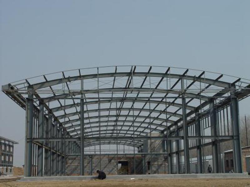 临夏二层钢结构房屋