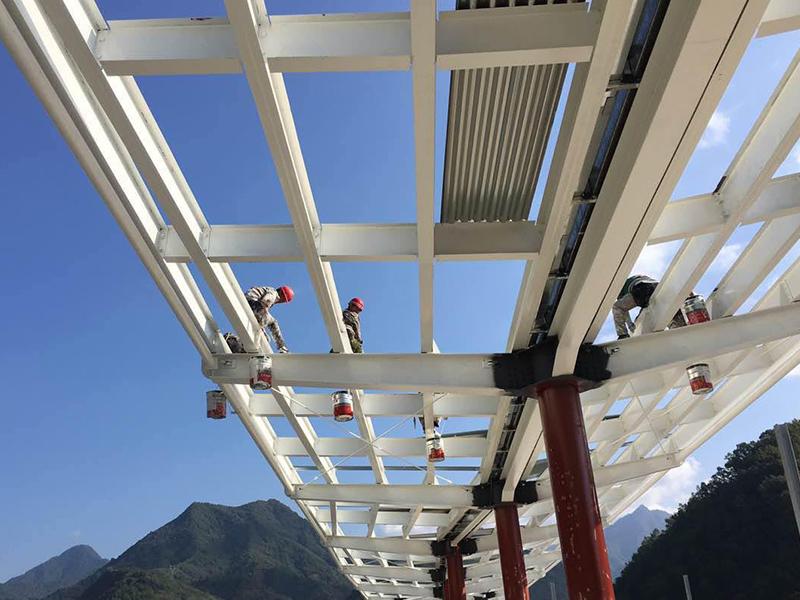 钢结构桥梁设计