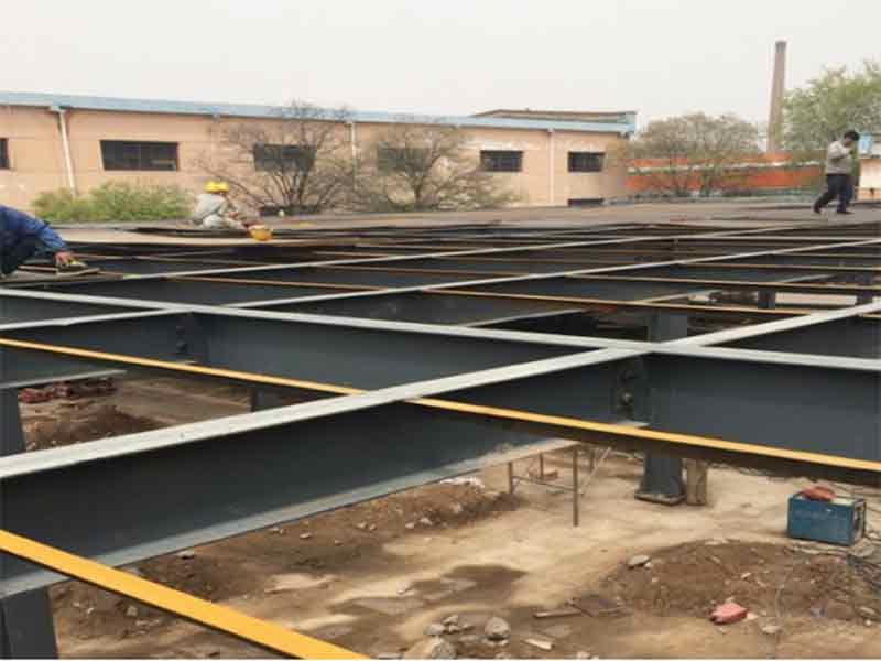 厂房钢结构夹层