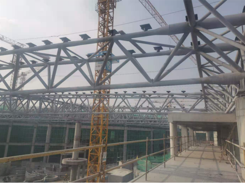 钢结构网架设计