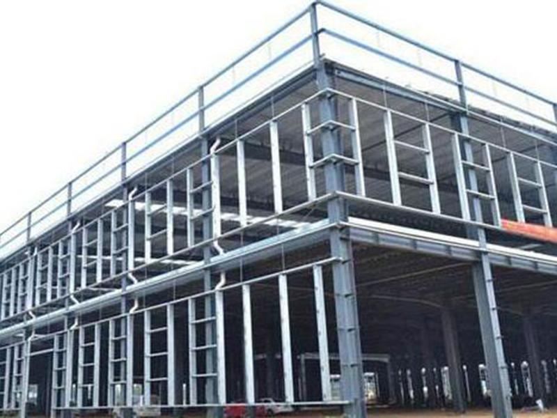 景观钢结构廊架