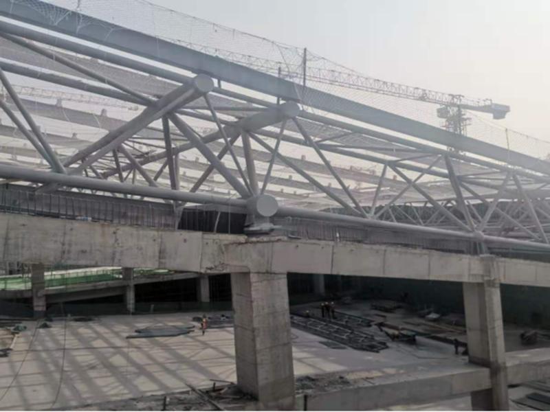 甘肃钢结构网架