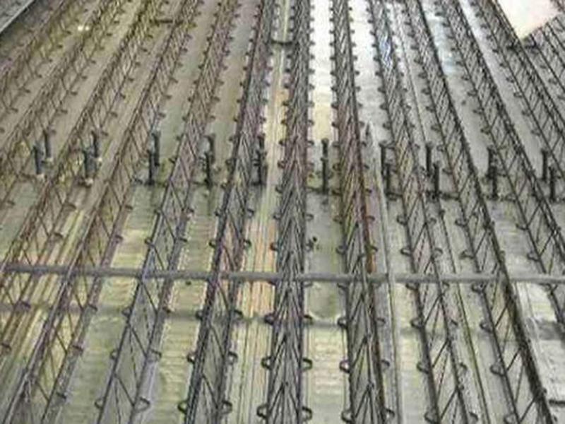 钢结构楼承板房屋