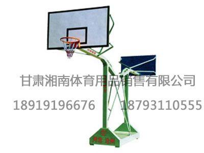 1017双臂固定篮球架