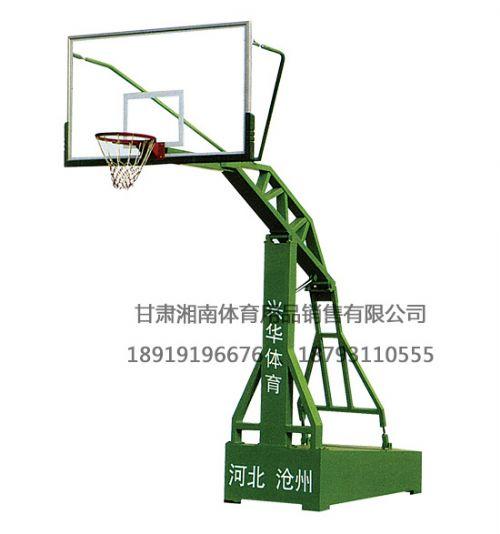 1018移动式仿液压篮球架