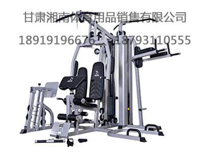 JX-1600六人综合训练器,健身房力量器械