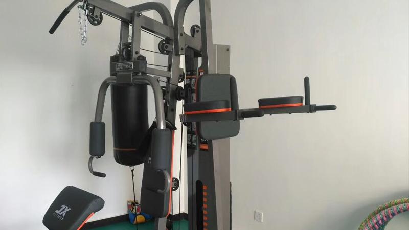 兰州健身房健身器材