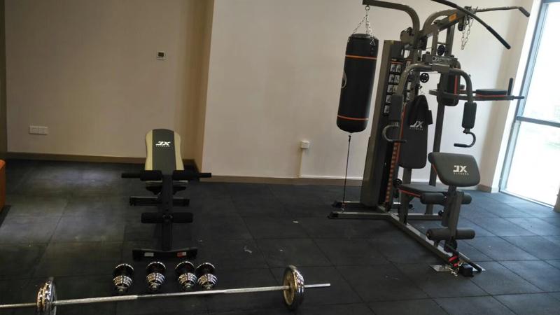 甘肃健身房健身器材安装