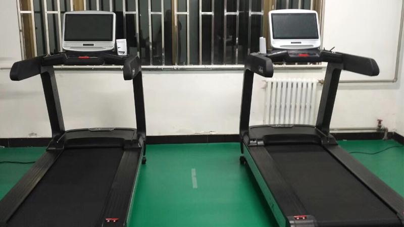 广河武装部健身房
