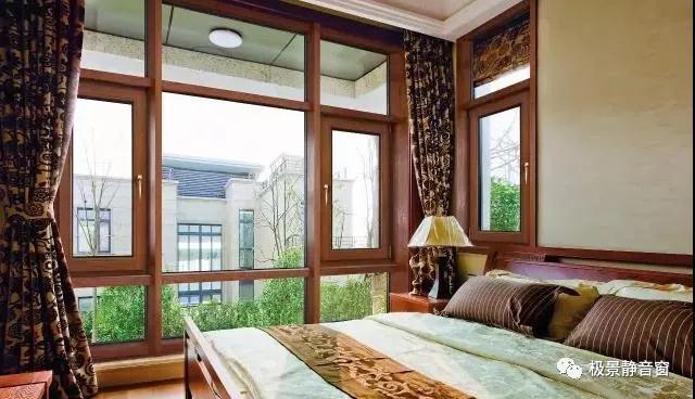 卧室隔音窗