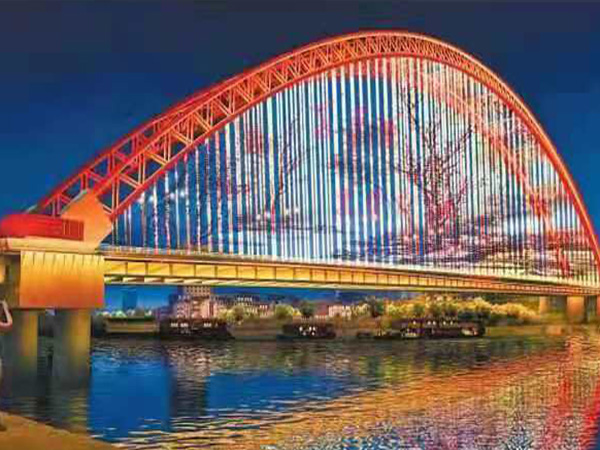 桥梁景观亮化工程