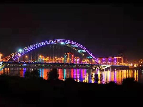 桥梁亮化施工公司