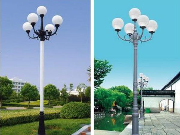 公园庭院灯