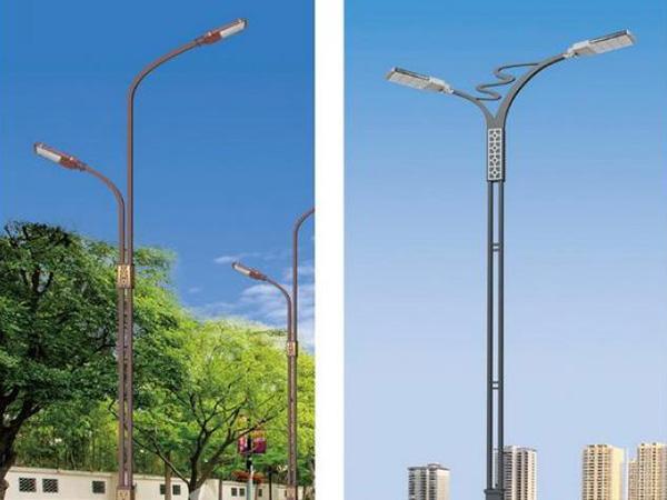 城市道路路灯