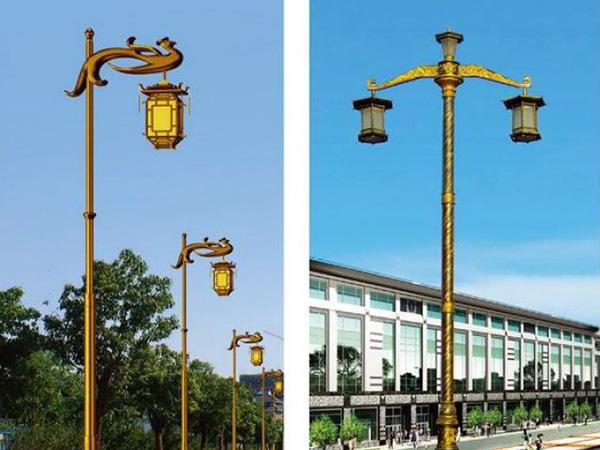 市政工程路灯