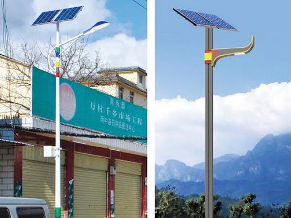 甘肃太阳能路灯安装费用