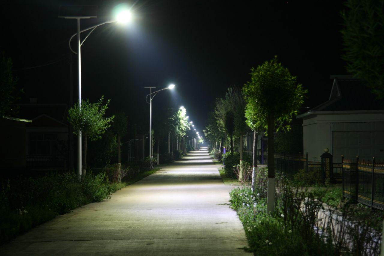 太陽能路燈為啥這么火爆?