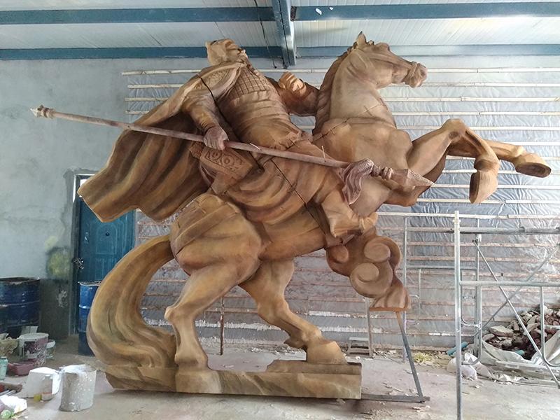 甘肃园林雕塑